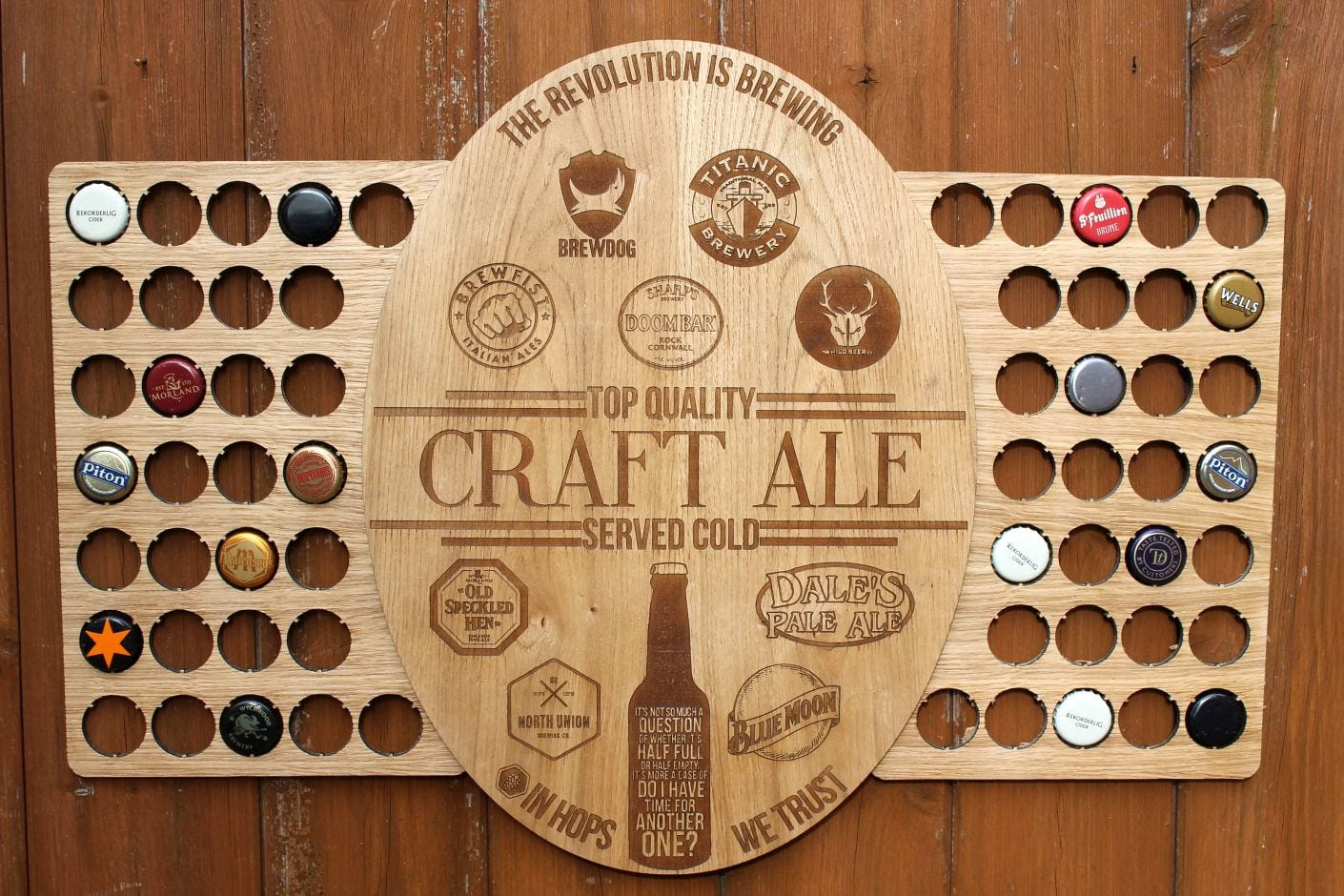e8e3f1d5130 Home Words and Names Craft Ale Bottle Cap Collection Beer Cap Gift Art  Breweries Beer